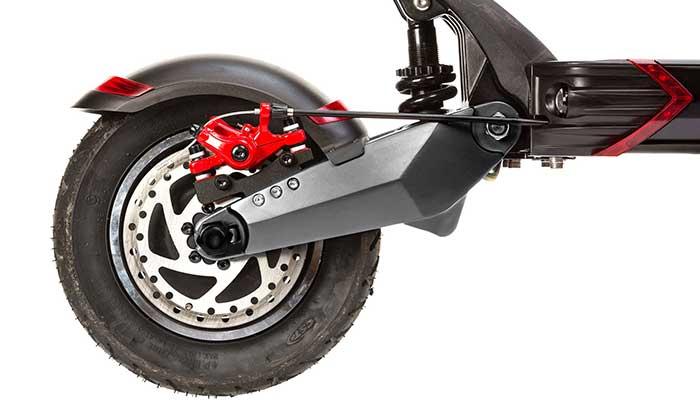 Bromsar till elsparkcykel