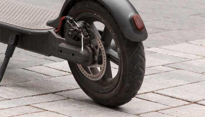 Däck till elsparkcykel