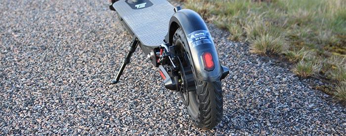 E-Wheels E2S V2 2021 Bakdäck